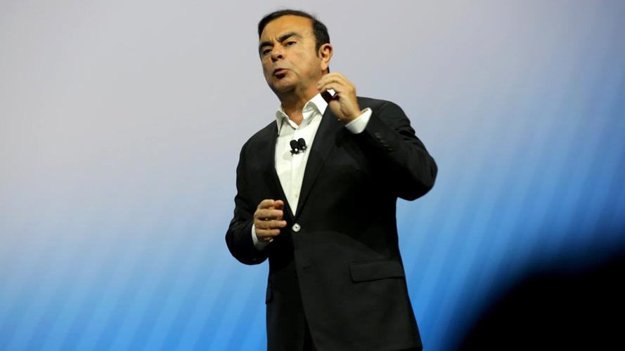 Nissan CEO'su Ghosn, Mitsubishi'ye odaklanmak için görevini devretti