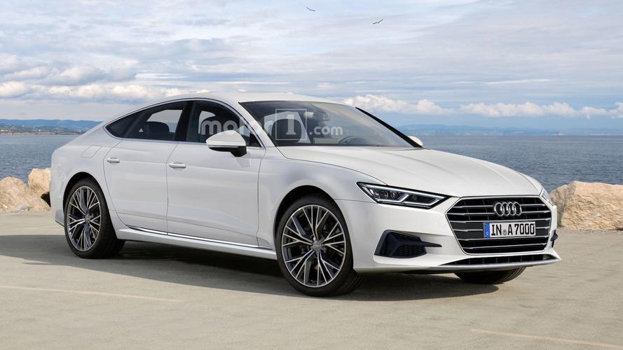 La nouvelle Audi A7, c'est pour très bientôt !