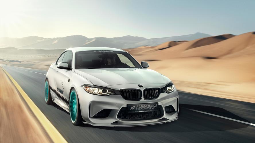 BMW M2'nin kişiliği Hamann tarafından güçlendiriliyor