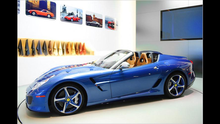 New Yorker Geschäftsmann lässt sich Ferrari anfertigen