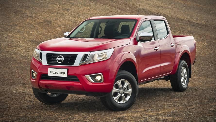 Nissan inicia vendas da Frontier SE, por R$ 150.990