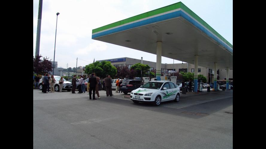 Il primo distributore italiano di bioetanolo