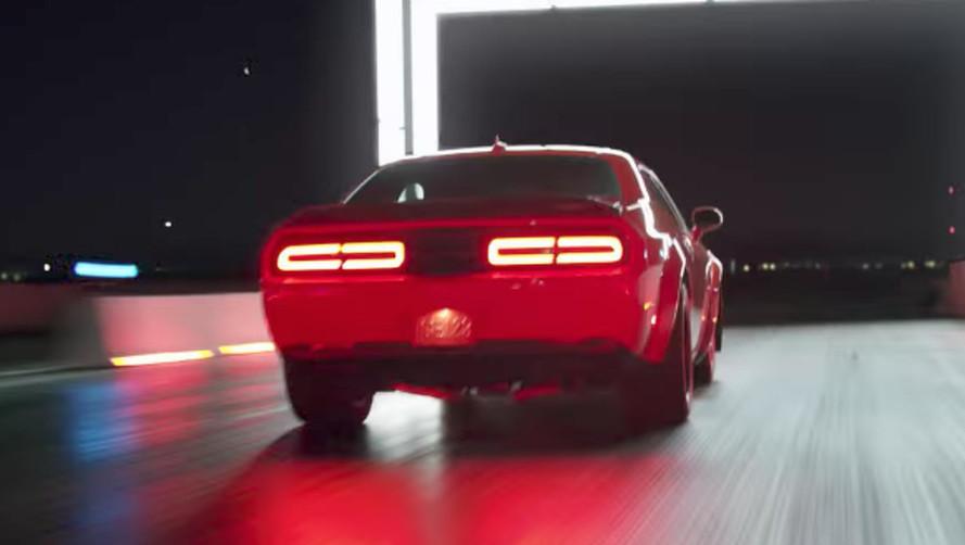 Vin Diesel estrela comercial do Dodge Demon de 852 cv