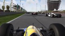 Clásico Williams en Bahrein