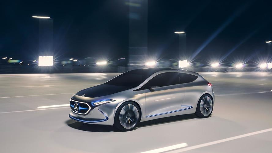 Mercedes prépare l'ouverture d'un point de vente dans un centre commercial