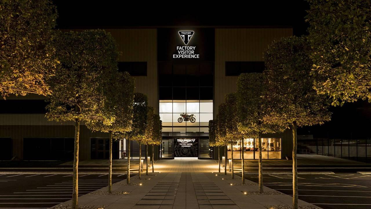Triumph Visitor Experience Centre