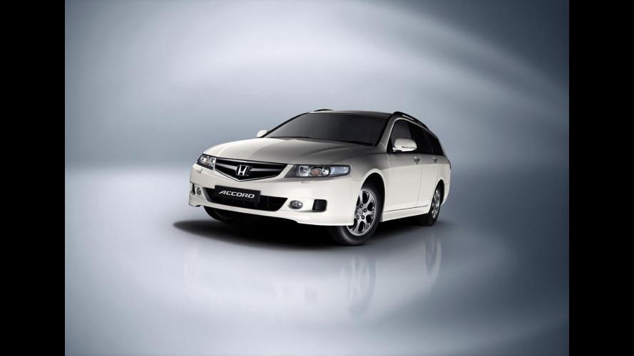 Honda celebra 30 anni di Accord