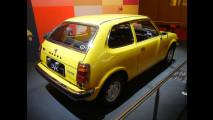Honda Civic prima serie al Salone di Parigi 2012