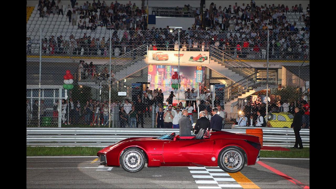 Spada Codatronca Monza. La presentazione