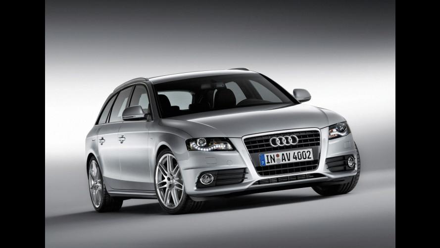 Torna sul mercato la Audi A4 Start