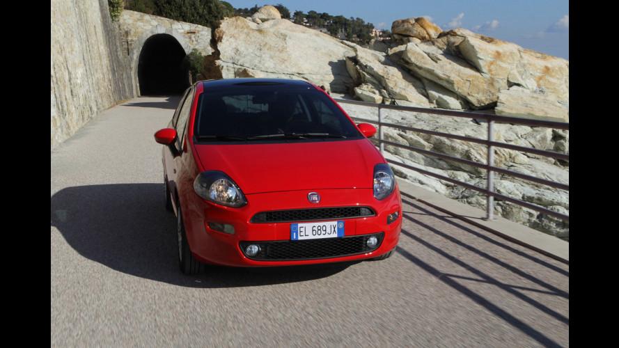 Calcio: compri una Fiat Punto 2012 e vai in Polonia con la Nazionale