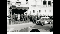 Hopkirk e Liddon trionfano al Rally di Monte Carlo nel 1964