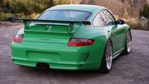 Porsche 997 GT3 RS by KAEGE