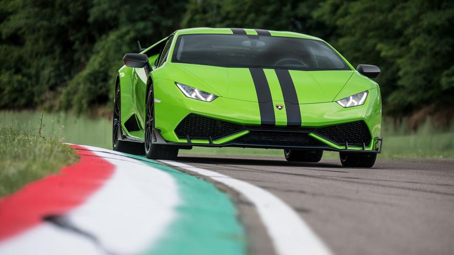 Lamborghini Huracán : trois nouveaux packs au catalogue