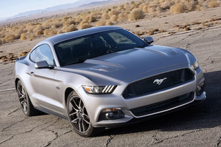 Ford Exploring Hybrid, Diesel Mustang?