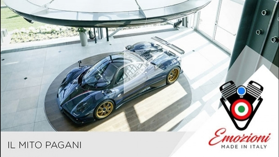 Horacio Pagani, dal sogno alla realtà della Motor Valley [VIDEO]