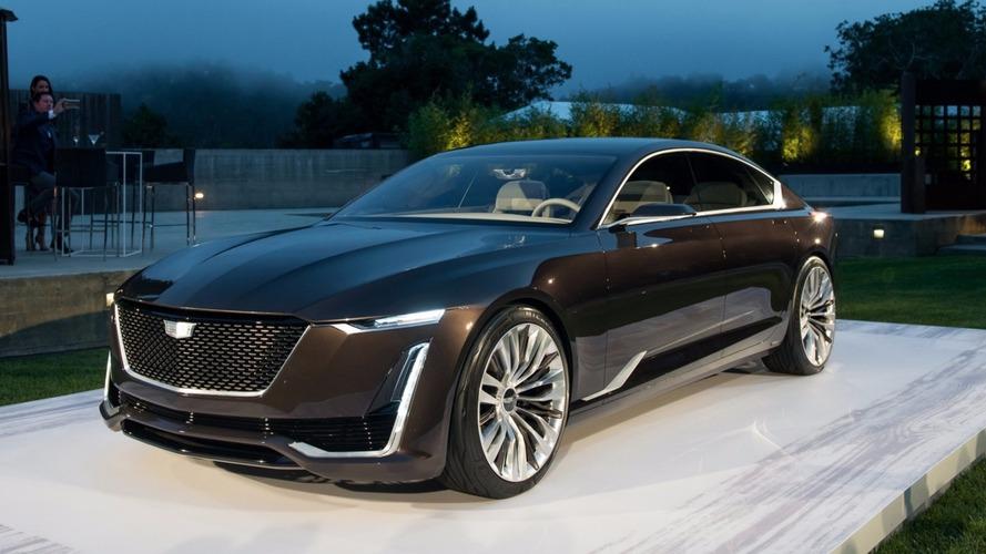 Cadillac Escala konsepti Pebble Beach öncesi gösterildi