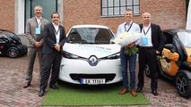 Renault livre sa 100.000ème voiture électrique