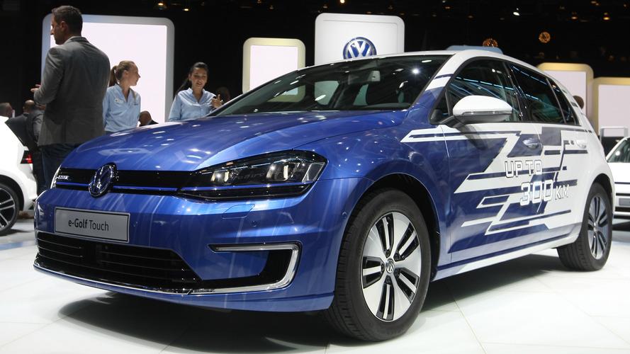 300 km d'autonomie pour la nouvelle VW e-Golf