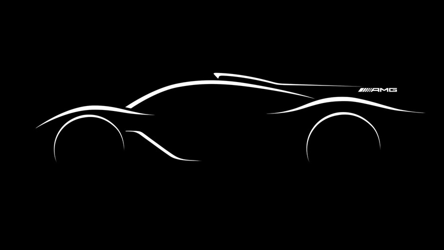 New AMG Project One hypercar: engine will last 31,000 miles