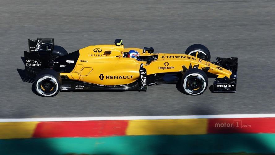 Belçika GP - Yarış Sonucu