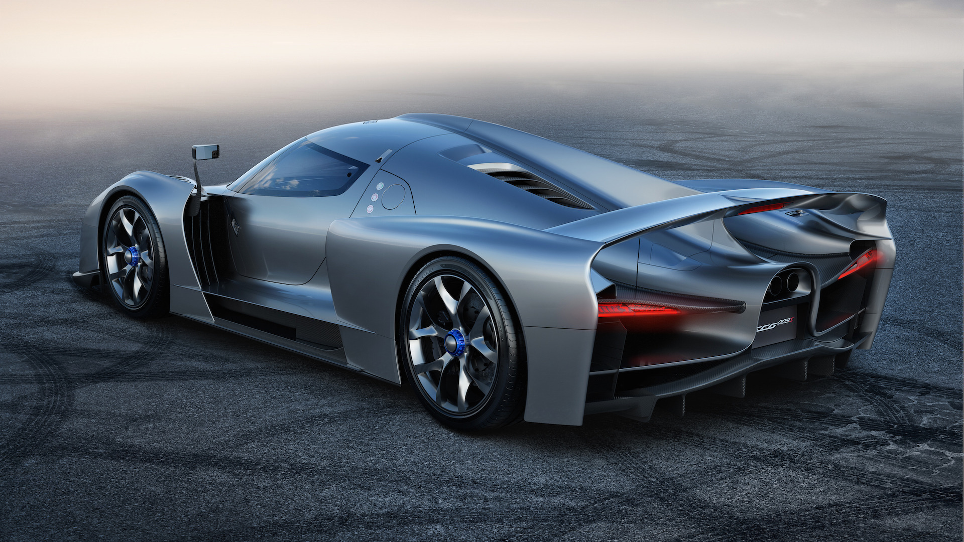 Glickenhaus SCG003S wants to be the fastest production car on \'Ring