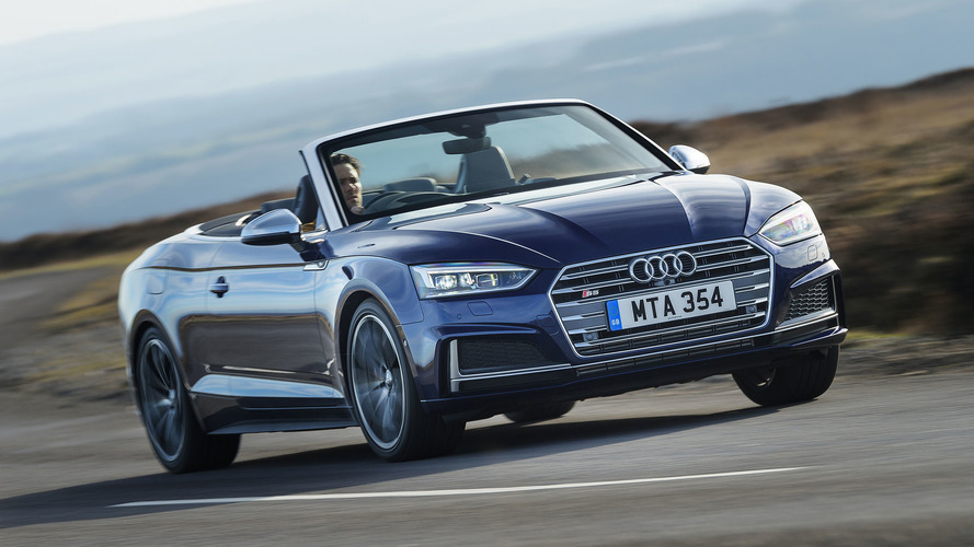 2017 Audi S5 Cabriolet first drive