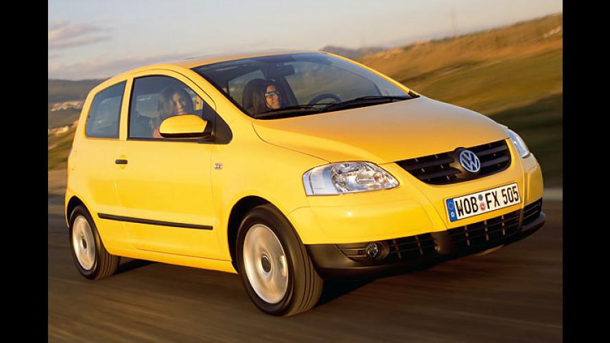 Fox-Preis jetzt fix: VW-Nachwuchs ab April beim Händler