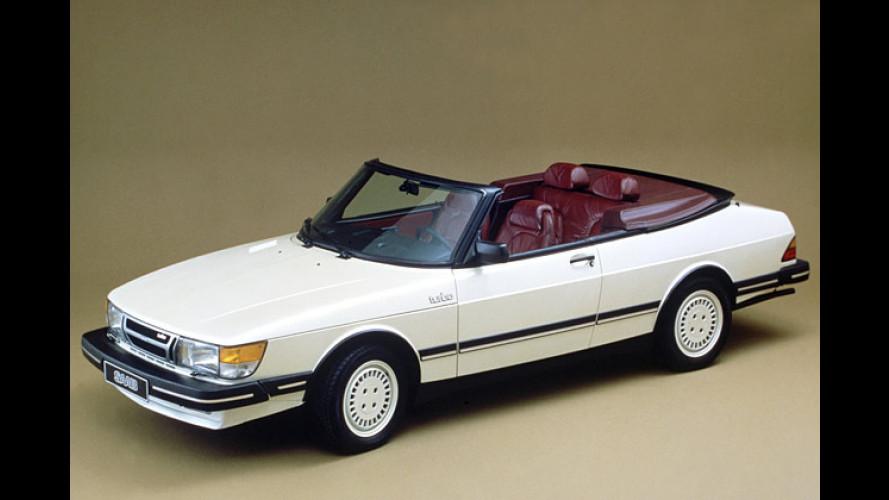 Saab Cabrio feiert: Offener Schwede wird 20 Jahre alt