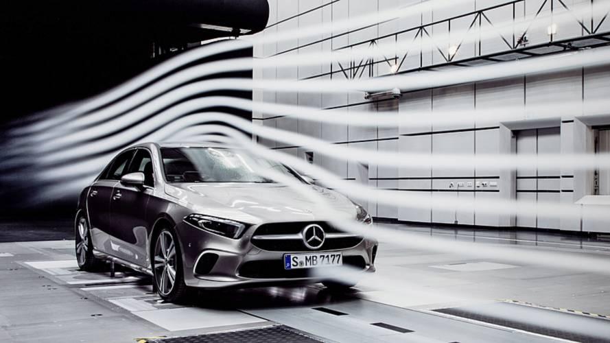 Mercedes, la Classe A Berlina sarà la più aerodinamica
