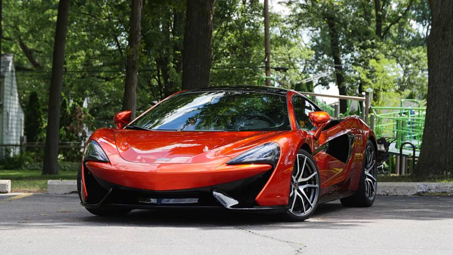 2018 McLaren 570GT Sport Package: Have Your Cake And Eat It Too