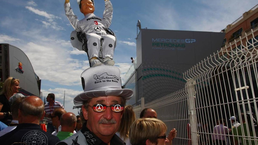 Mercedes not looking for Schumacher replacement - Haug