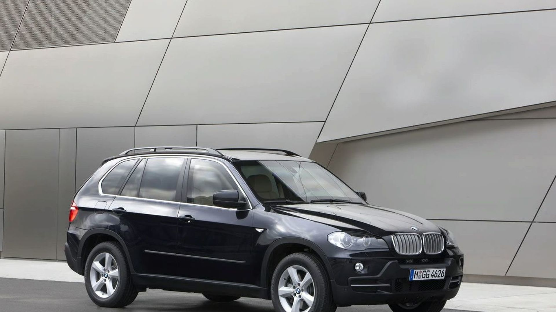 BMW X5 Security Plus Armoured SUV Launched