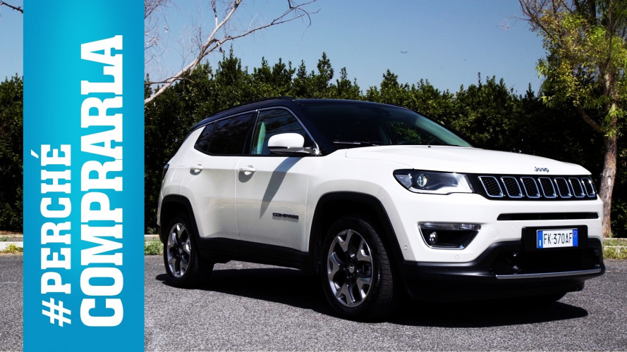 Jeep Compass, perché comprarla… e perché no [VIDEO]