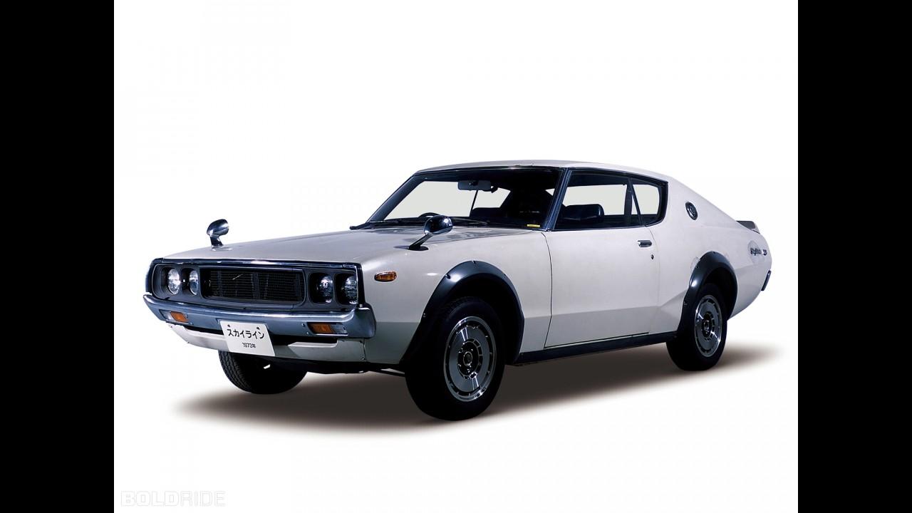 Nissan Skyline HT 2000 GT-R