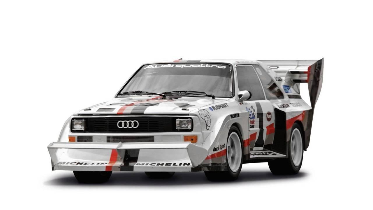 40 évvel ezelőtt - Audi Sport