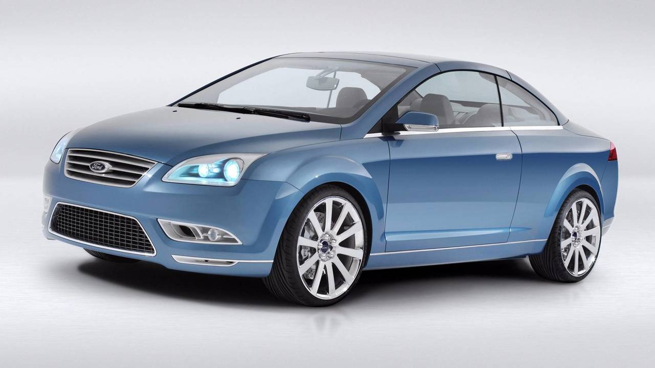 2004 Ford Focus Vignale konsepti