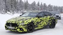 Mercedes-AMG GT Coupe Four-Door