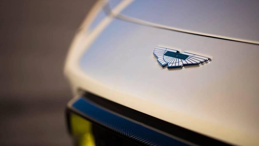 2018 Aston Martin Vantage ilk sürüş