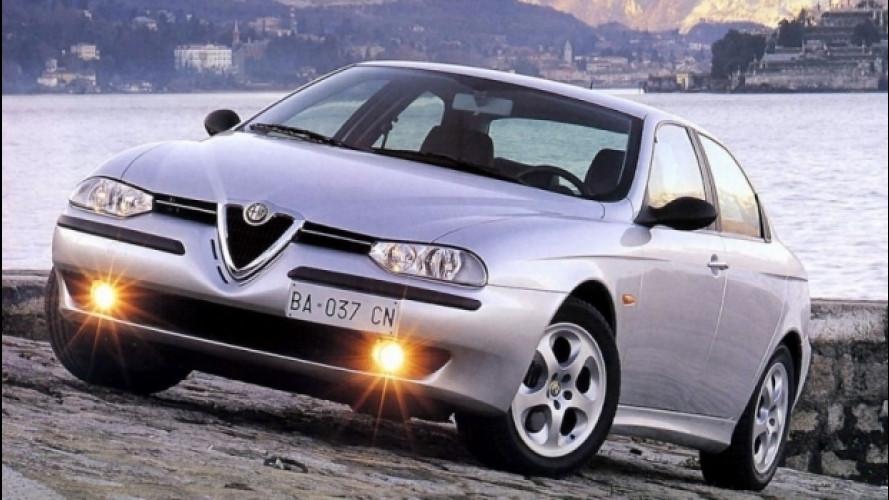 Alfa Romeo 156, una delle migliori trazioni anteriori di sempre