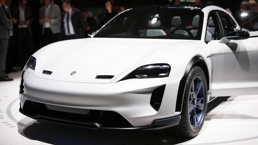 Porsche Mission E Cross Turismo otonom sürüşe sahip olabilir