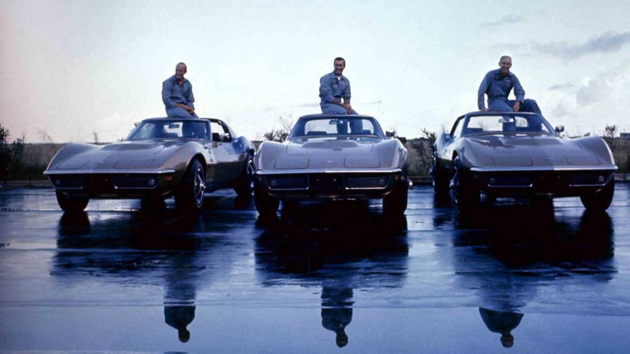 Honorable Mention: The Corvettes From Mercury, Gemini, And Apollo