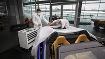 McLaren Efficiency Measures