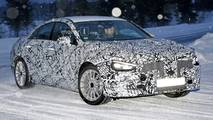 2020 Mercedes CLA first spy photos