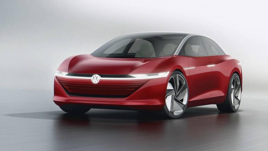 Volkswagen I.D. Vizzion, una casa mobile intelligente