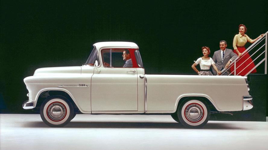 Chevrolet Celebrates 100 Years Of Iconic Pickup Trucks