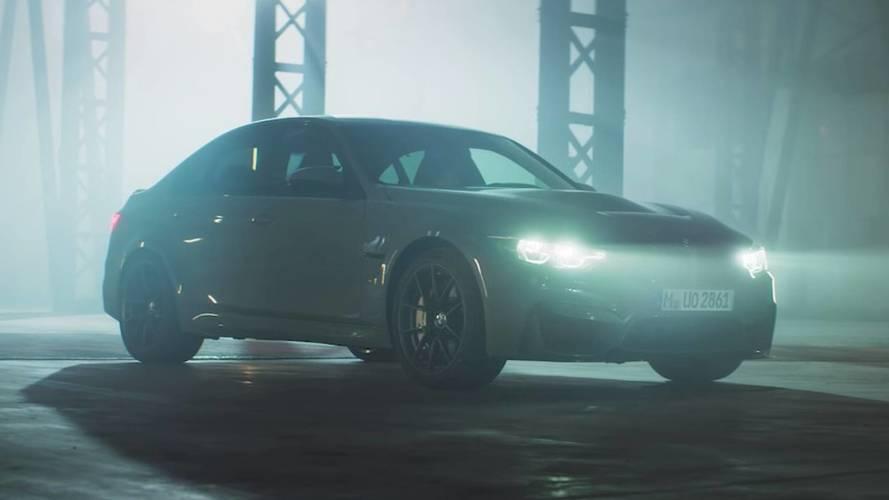 BMW, M3 CS'in Nürburgring derecesini çaktırmadan yayınladı