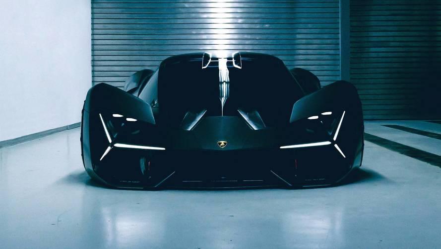 Une nouvelle Lamborghini en gestation