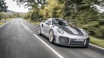 2018 Porsche 911 GT2 RS: First Drive