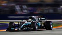 Lewis Hamilton GP Singapour